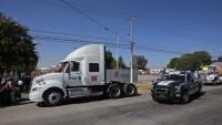 Uno de cada 10 delitos cometidos ese año fue denunciado por las empresas, el robo de camiones se ha incrementado en los últimos años.