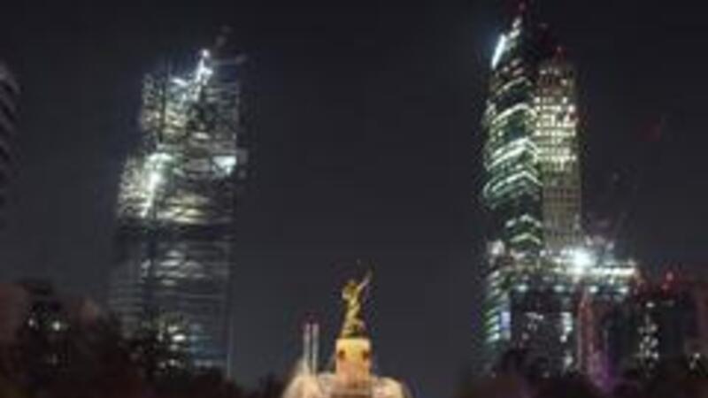 Arribaron a hoteles capitalinos un millón 034,979 turistas nacionales e internacionales