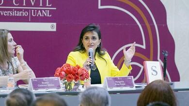 Margarita Ríos Farjat será la primera mujer en dirigir el SAT.