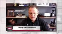 Con Enrique Beltranena  Director General de Volaris