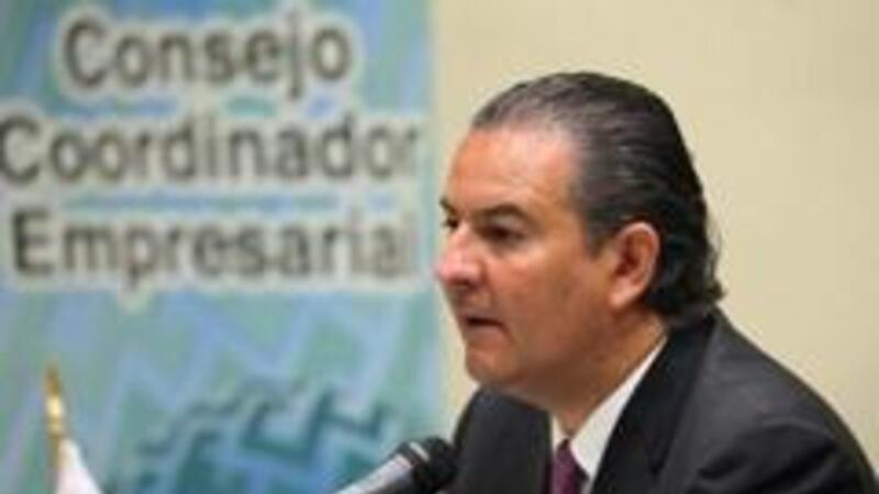 Gerardo Gutiérrez Candiani, titular del CCE (Foto: Notimex)