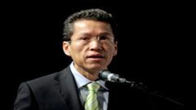 Aristóteles Núñez, titular del SAT (Foto: Notimex)