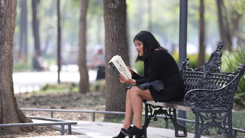 El promedio de libros leídos en México por la población de entre 18 años y más, es de 3.8 libros al año.