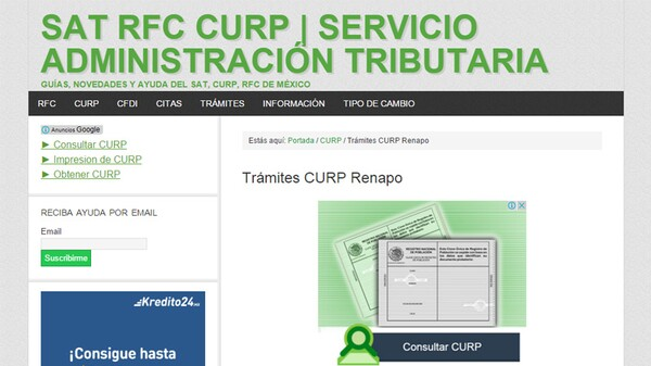 Conoces La Plataforma Del Renapo Idc