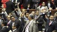 Votación en la Cámara de Diputados (Foto: Notimex)