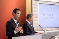 El MSS amplío su salud financiera hasta el año 2030, aseguró en conferencia de prensa Tuffic Miguel, director de la institución en conferencia con el vocero presidencial, Eduardo Sánchez.