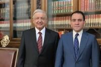 El presidente Andrés Manuel López Obrador nombró a Arturo Herrera Gutiérrez como titular de la Secretaría de Hacienda y Crédito Público (SHCP).