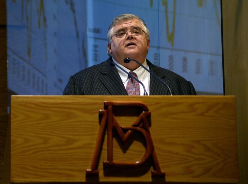 El gobernador del Banco de México, Agustín Cartens (Foto: Cuarto Oscuro)