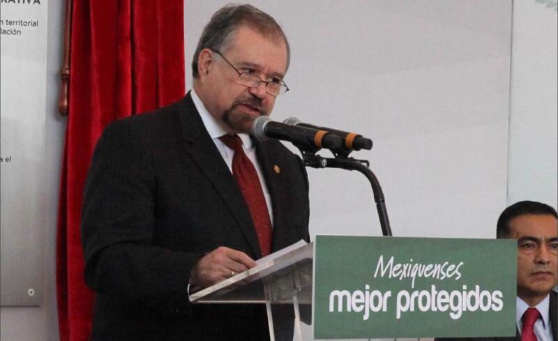 El Dr. Manuel Hallivis Pelayo, Presidente del TFJFA. (Foto: TFJFA)
