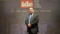 El presidente del Centro Mexicano de Estudios en lo Penal Tributario (CEMEPT), Agustín Celorio