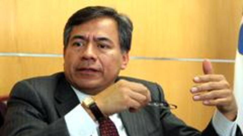 José Genaro Ernesto Luna Vargas, administrador general de Auditoría Fiscal Federal del SAT