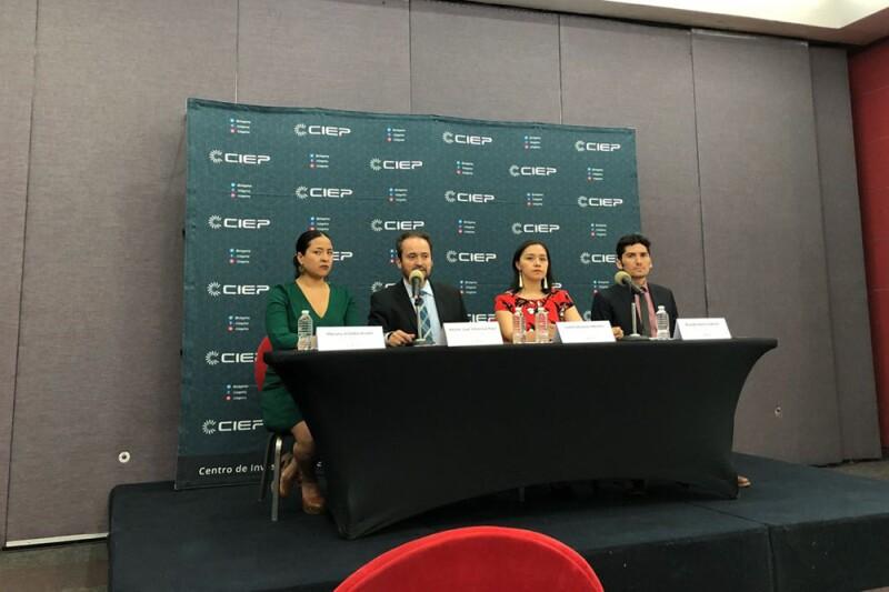"""Presentación del estudio  """"Sistema Universal de Salud: retos de cobertura y financiamiento en México"""""""