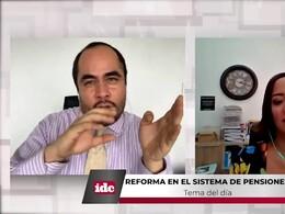 con Ricardo Landero