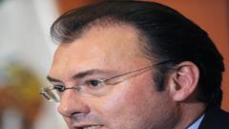Luis Videgaray Caso, titular de la SHCP (Foto: Archivo Notimex)