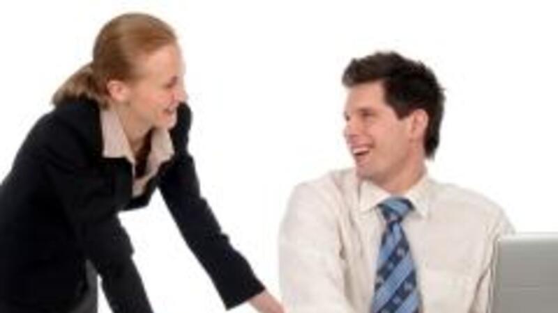 Configuración de una relación de trabajo