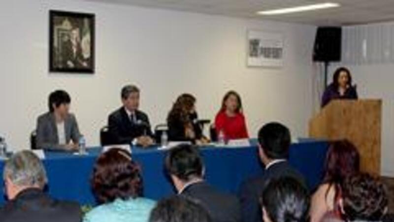 Silvia Fernández Martínez nueva subprocuradora general de Conciliación y Defensoría de la Profedet (Foto: Comunicación Profedet)
