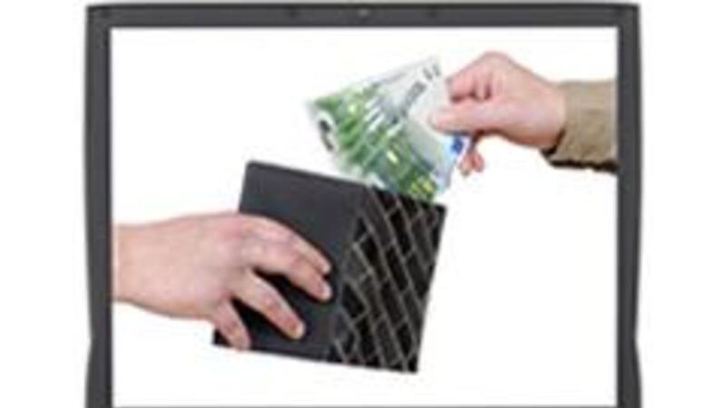 Evasión fiscal en compras por ingresos derivados de la comercialización a través de Internet