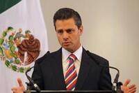 Enrique Peña Nieto, presidente de México (Foto: Archivo Notimex)