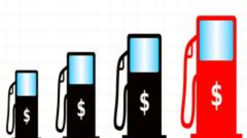 Aumentos en el precio de las gasolinas