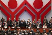 112 Asamblea general del Infonavit (Foto: Cuarto Oscuro)