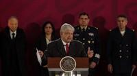 Andrés Manuel López Obrador, presidente de México, durante la conferencia mañanera informó que el objetivo es apoyar en las labores de distribución de combustible