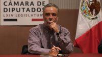 Alfonso Ramírez Cuéllar, presidente de la Comisión de Presupuesto  espera que el SAT recaude más contribuciones.