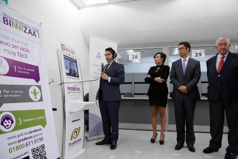 Prodecon Lanza Oficina De Atención Virtual Idc