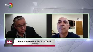 con Juan Manuel Lozano Gallegos