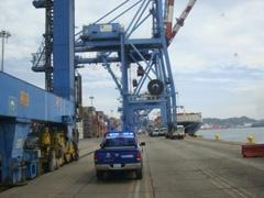 Importaciones y exportaciones mejoran con las nuevas tecnologías (Foto: Comunicación Social SAT)