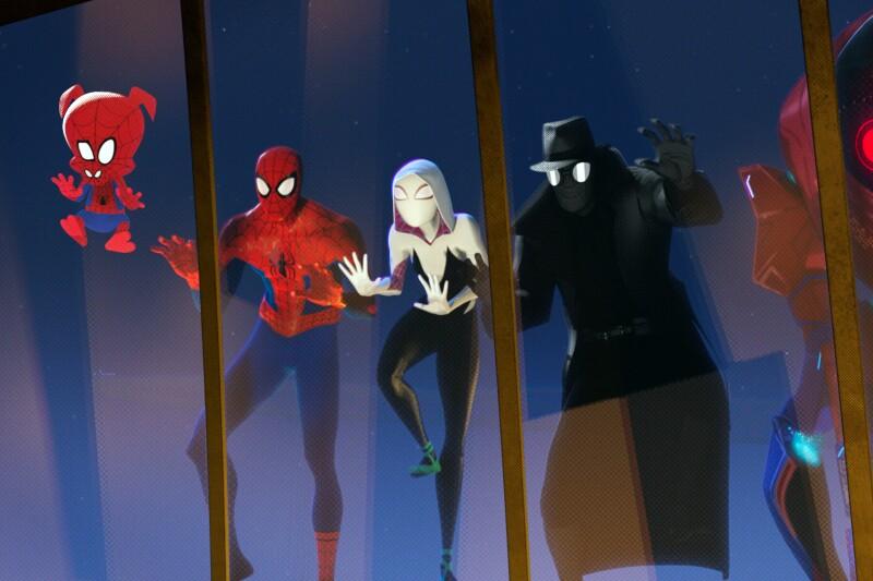 Spider-Man: Into the Spider-Verse, se ubica en los primeros puestos del Top 10 de las cintas más pirateadas en México