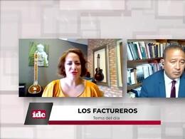 con el Dr. Jaime Flores