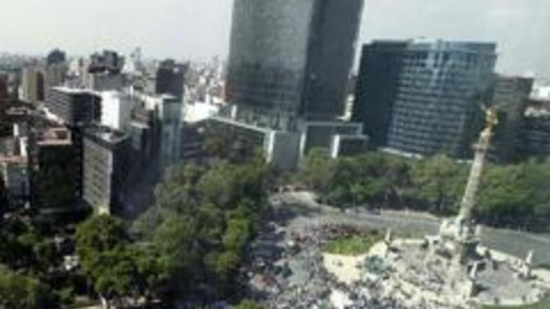 Paseo de la Reforma (Foto Notimex)