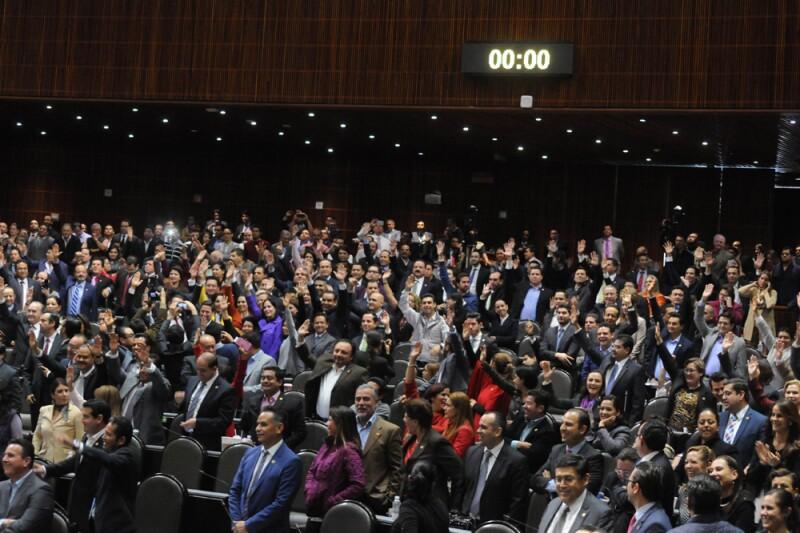 En este año de transición gubernamental, el Congreso de la Unión comenzará a sesionar el 1°de septiembre hasta máximo el 31 de diciembre.