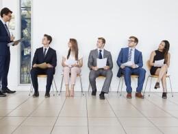 Los reclutadores detectan al menos siete posibles perfiles de una candidato en una entrevista laboral.