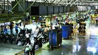 Crecimiento en las actividades industriales