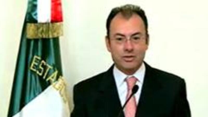 Luis Videgaray, titular de la SHCP