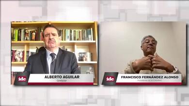 con Francisco Fernández Alonso presidente de CANIRAC