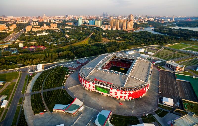 La copa mundial de futbol arrancará el próximo 14 de junio.