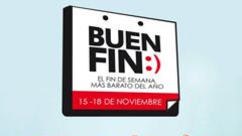 Programa el Buen Fin del 15 al 18 de noviembre (Foto tomada del Facebook de el Buen Fin)