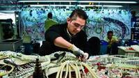 Crecimiento del empleo en la manufactura