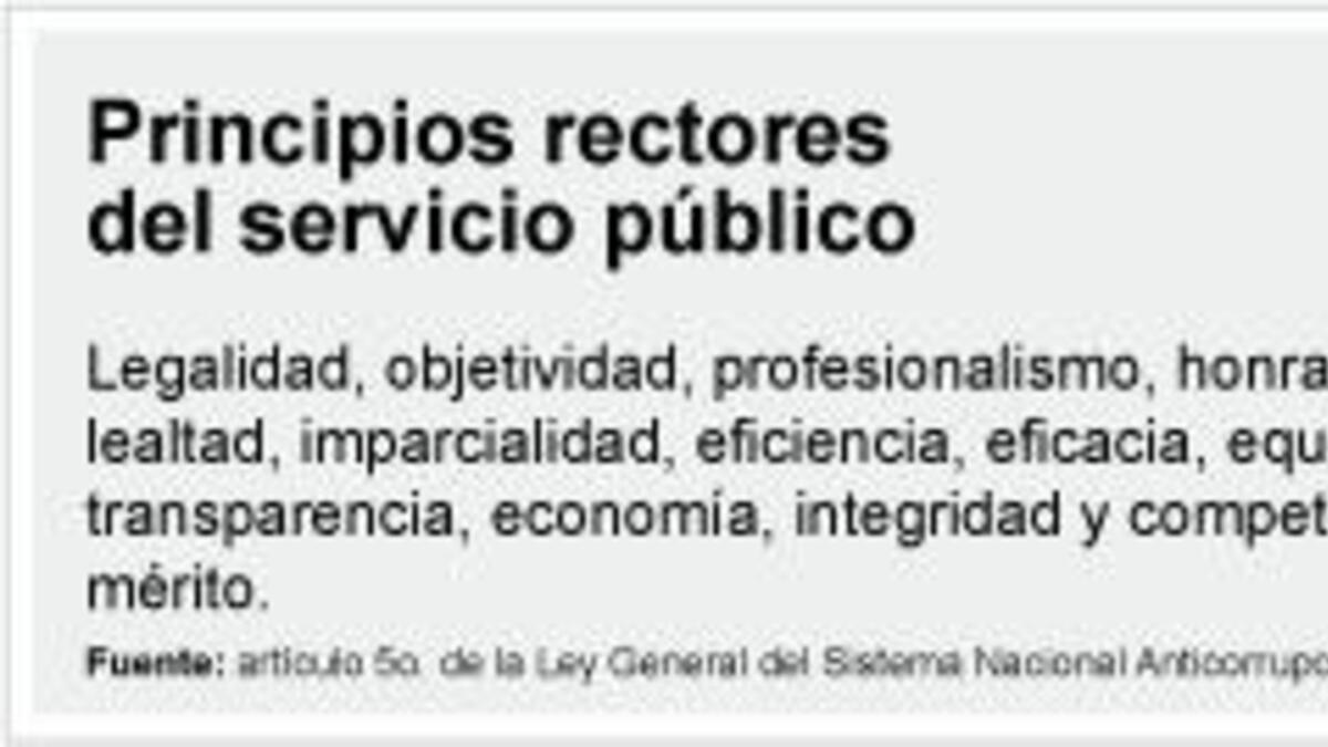 Responsabilidad de servidores públicos del IMSS | IDC