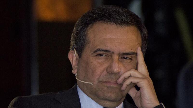 Ildefonso Guajardo Villarreal, secretario de Economía (Foto: CuartoOscuro)