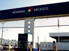México y EU fortalecerán intercambio aduanero