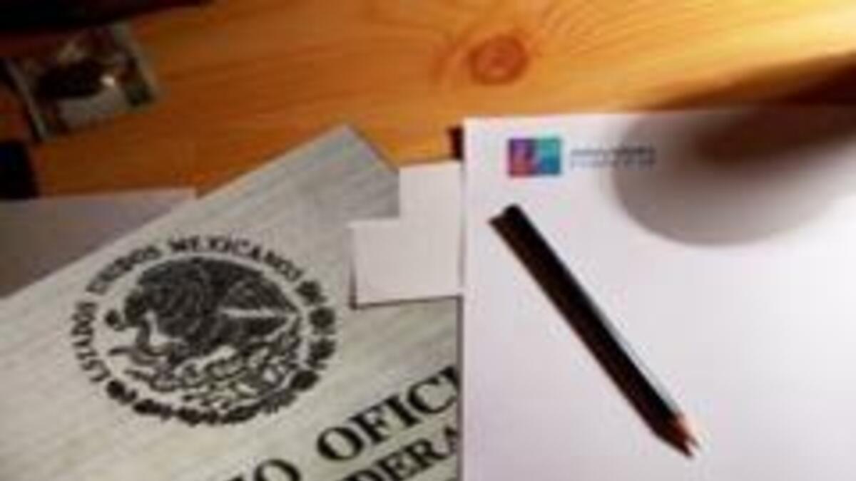 Más anexos a la miscelánea fiscal