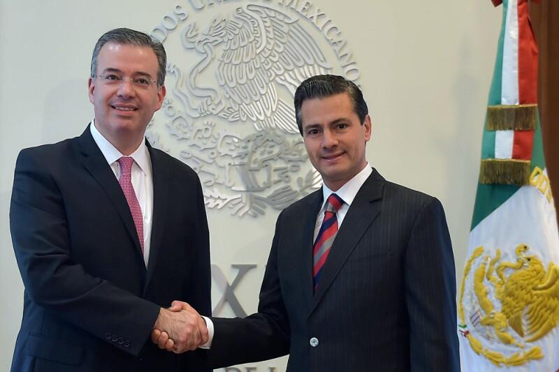 Nombramiento de Alejandro Díaz de León Carrillo como nuevo gobernador del Banco de México