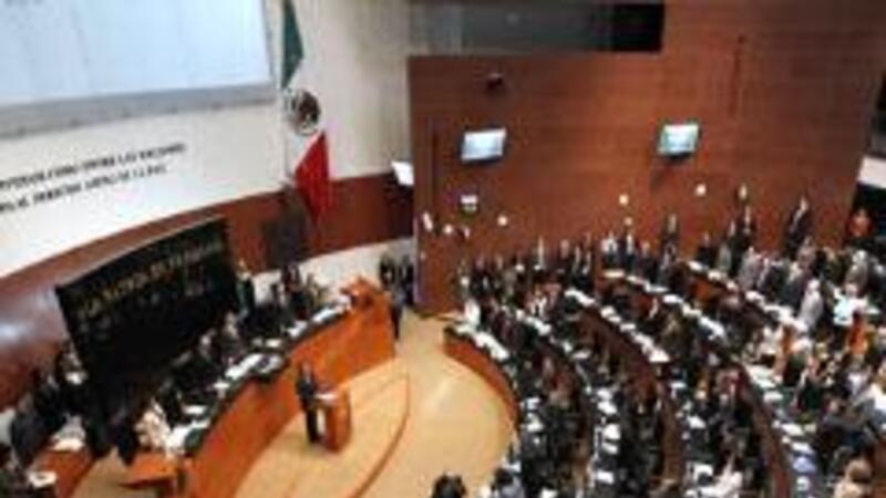 Periodos extraordinarios en el Congreso mexicano