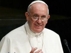 El jefe de Estado de la Ciudad del Vaticano, Jorge Mario Bergoglio (Foto: Notimex)