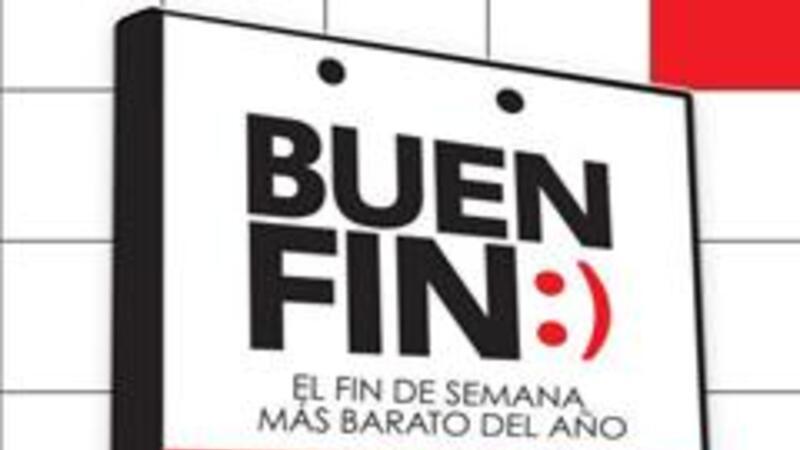 El Buen Fin del 15 al 18 de Noviembre (Foto tomada del Facebook de El Buen Fin)