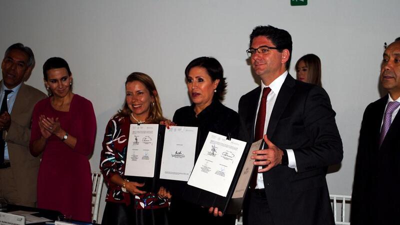 Presentación del Sistema Nacional de Información e Indicadores de Vivienda (Foto: Comunicación Conavi)