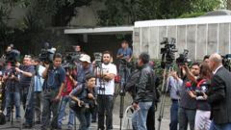 Los periodistas y colaboradores tienen el derecho de mantener el secreto de la identidad de las fuentes (Foto: Notimex)